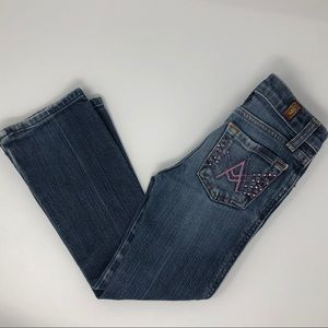 7 For All Mankind Girl's Jeans Size 5